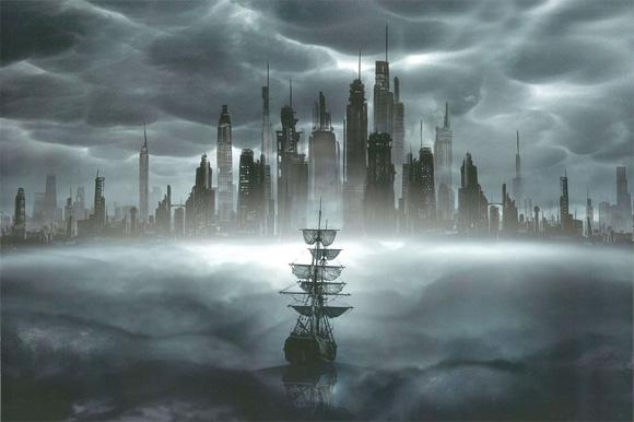 Cloud Atlas Concept Art Seoul 2144 2