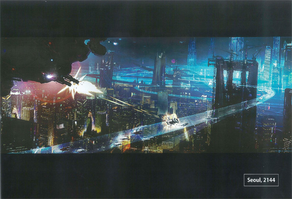 Cloud Atlas Concept Art Seoul 2144 1