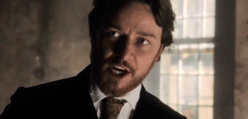 James McAvoy in The Conspirator Trailer