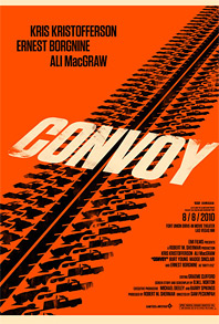 Olly Moss Rolling Roadshow - Convoy