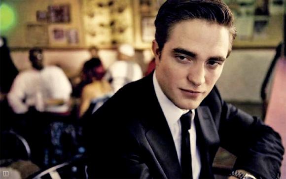 Cosmopolis First Look - Robert Pattinson 2