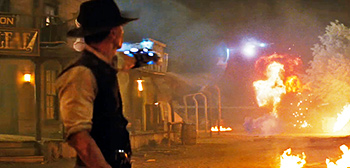 Cowboys & Aliens Super Bowl Spot