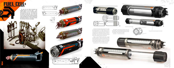 Weta's The Art of District 9