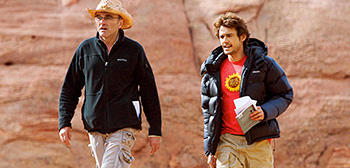 Danny Boyle &#038; James Franco - 127 Hours