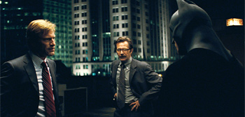 Gary Oldman in The Dark Knight