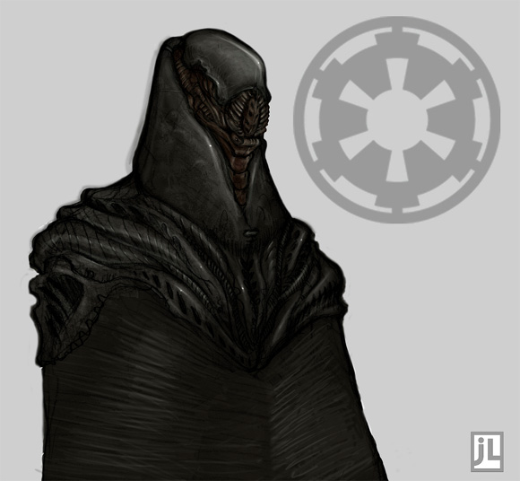 Darth Vader Redesign 2