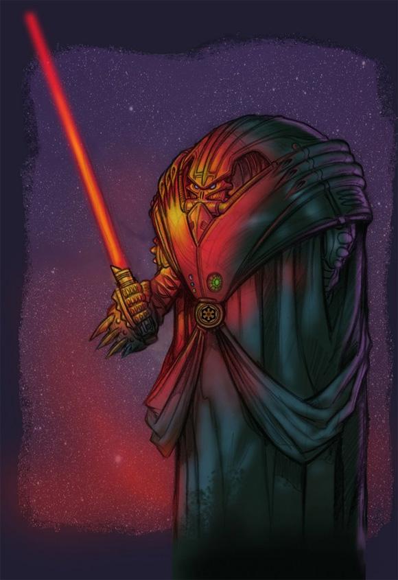 Darth Vader Redesign 3