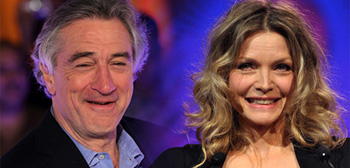 Michelle Pfeiffer & Robert De Niro