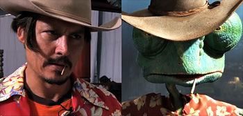 Rango Featurette