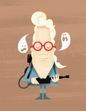 Ghostbusters - Egon