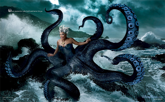 Live Action Disney - Ursula