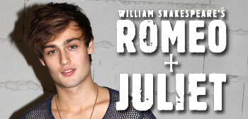 Douglas Booth / Romeo and Juliet