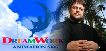 DreamWorks Animation / Guillermo del Toro