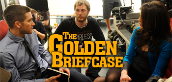 Source Code - The Golden Briefcase