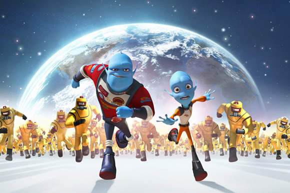 Escape from Planet Earth - First Look