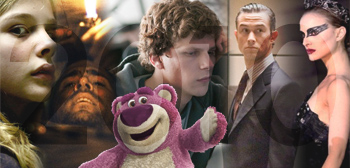 Top Ten Best Films of 2010