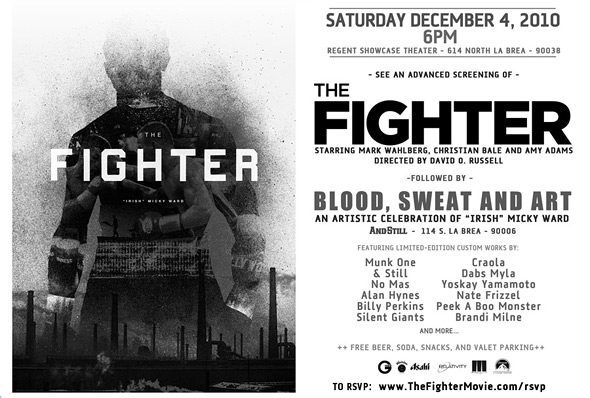 The Fighter Screening