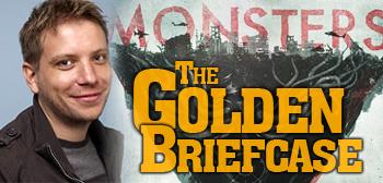Gareth Edwards - The Golden Briefcase