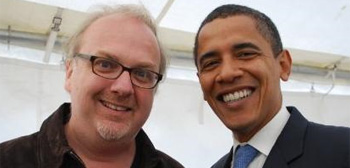 George Hickenlooper / Barack Obama