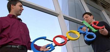 Google - Larry Page & Sergey Brin