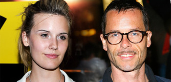 Guy Pearce & Maggie Grace