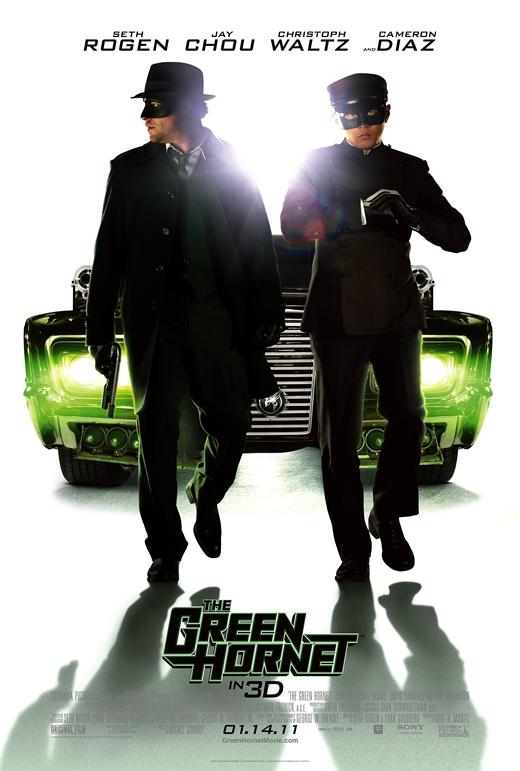 Green Hornet Poster