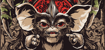 Gremlins Mondo Poster