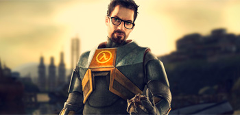 Half-Life - Gordon Freeman
