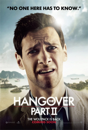 Hangover Part II - Justin Bartha