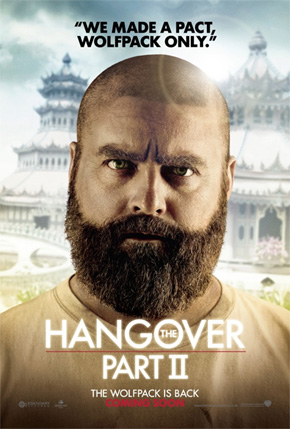 Hangover Part II - Zach Galifianakis