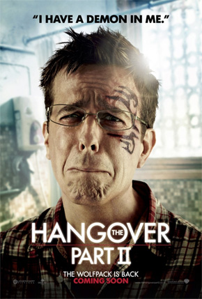 Hangover Part II - Ed Helms