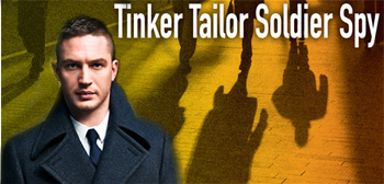 Tom Hardy / Tinker, Tailor, Soldier, Spy