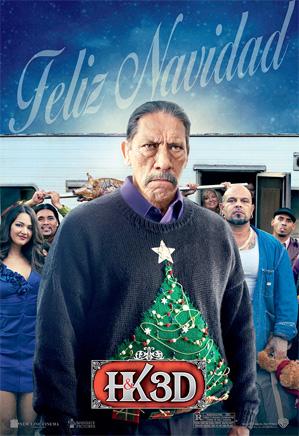 A Very Harold & Kumar Christmas - Danny Trejo Poster