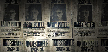 Harry Potter and the Deathly Hallows - Undesirable No.1