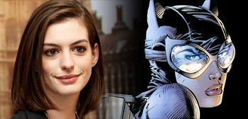 Anne Hathaway / Catwoman