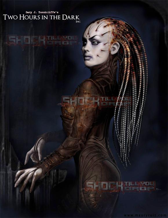 Hellraiser Remake - Female Cenobite Concept Art