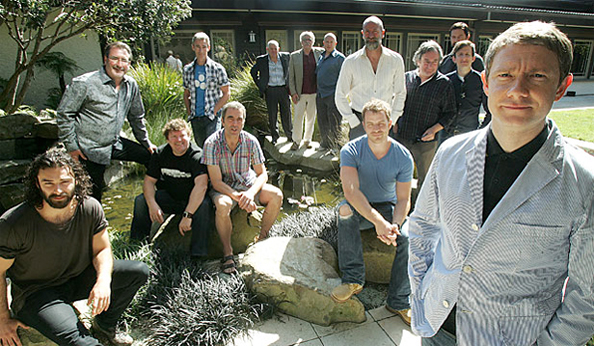 The Hobbit Cast Photo