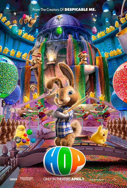 Hop Official Poster
