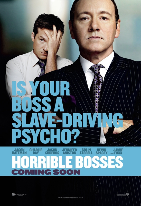 Horrible Bosses - Bateman and Spacey