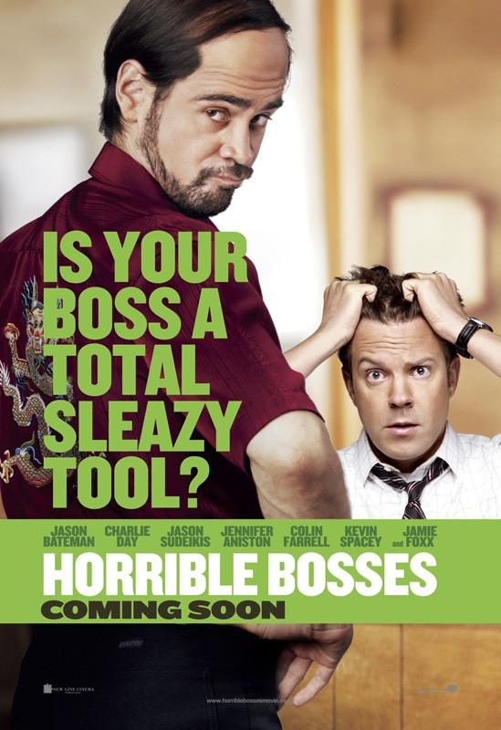 Horrible Bosses - Sudeikis and Farrell