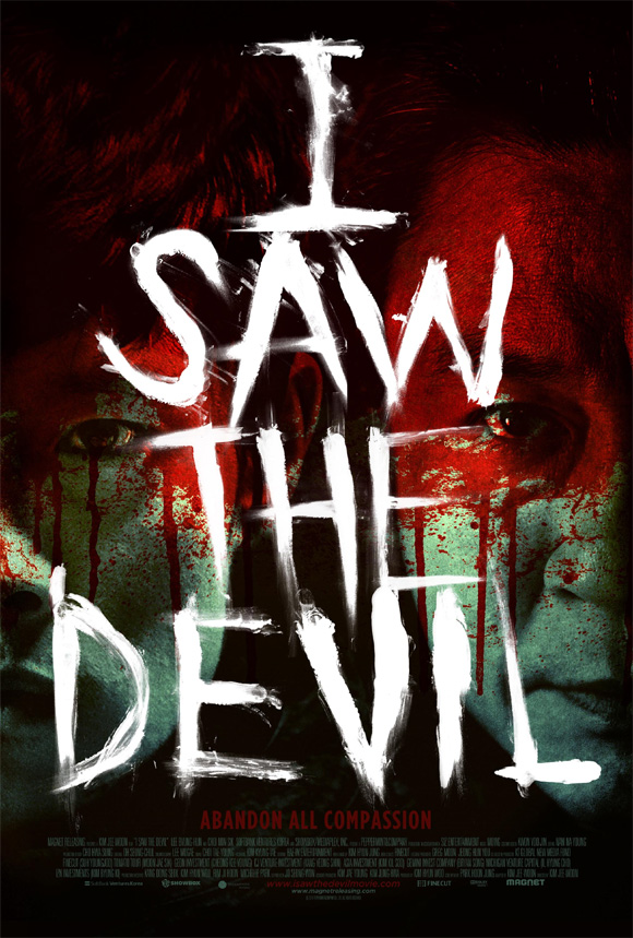 I Saw the Devil Poster