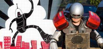 Robot Uprising / Jack Black