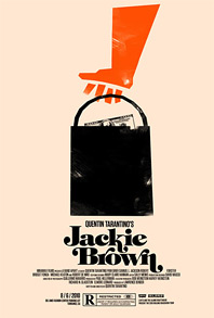 Olly Moss Rolling Roadshow - Jackie Brown