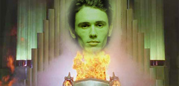 James Franco as Wizard of Oz