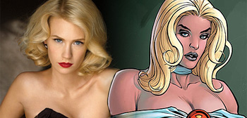 January Jones / Emma Frost
