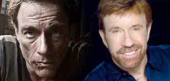 JCVD / Chuck Norris