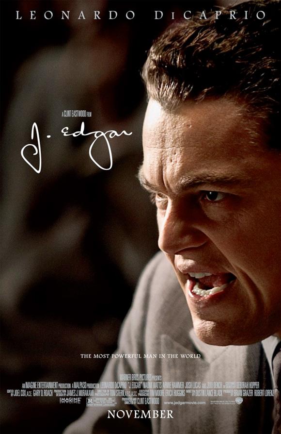 J. Edgar Photo Poster