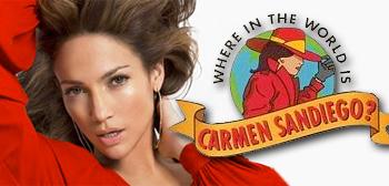 Jennifer Lopez / Carmen Sandiego