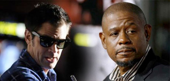 Johnny Knoxville / Forest Whitaker