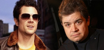 Johnny Knoxville / Patton Oswalt